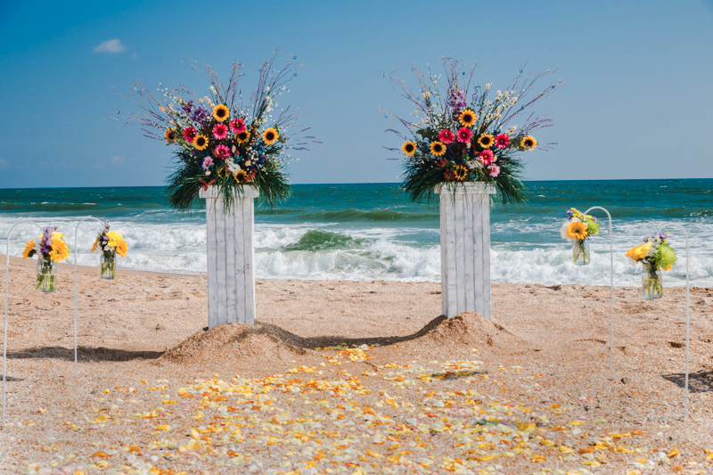Your Beach Wedding Ceremony: Myrtle Beach Weddings & Wedding