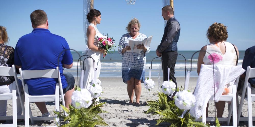 Myrtle Beach Weddings Wedding
